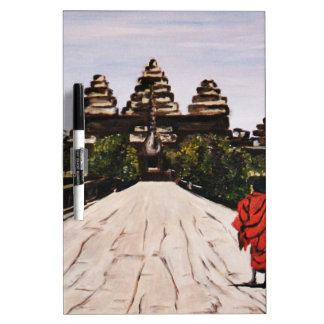 Ankor Wat Dry Erase Board