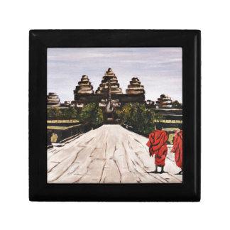 Ankor Wat Jewelry Box