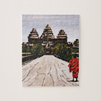 Ankor Wat Jigsaw Puzzle