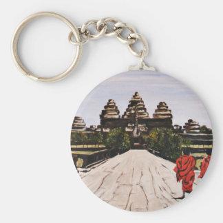 Ankor Wat Keychain