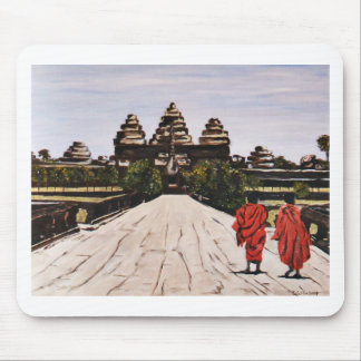 Ankor Wat Mouse Pad