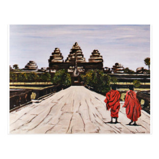 Ankor Wat Postcard