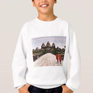 Ankor Wat Sweatshirt