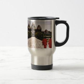Ankor Wat Travel Mug