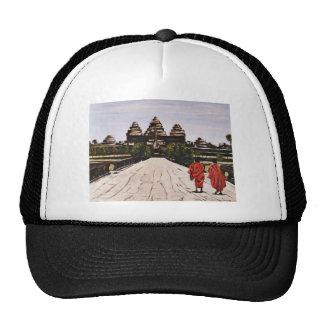 Ankor Wat Trucker Hat
