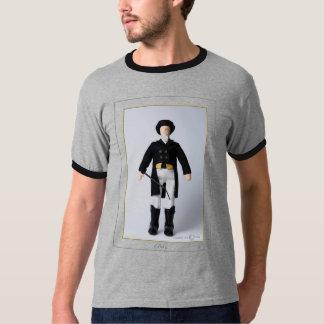 Anky-Ringer T-Shirt - Gray