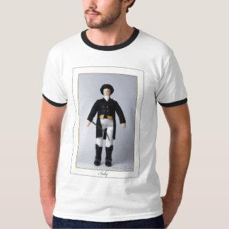 Anky-Ringer T-Shirt White