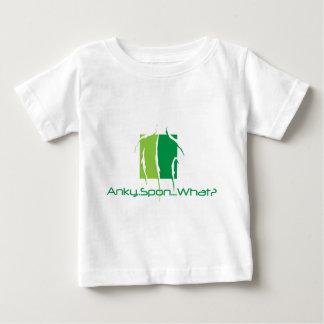 Anky. ¿Spon… qué? Playera De Bebé
