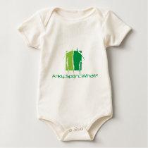 Anky..Spon...What? Baby Bodysuit