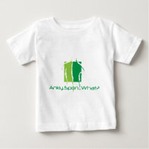 Anky..Spon...What? Baby T-Shirt