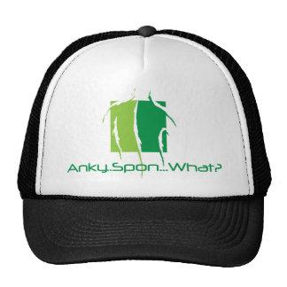 Anky..Spon...What? Trucker Hat