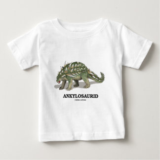 Ankylosaurid (Dinosaurs Are Fun) Baby T-Shirt