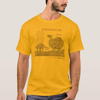 Ankylosaurs Your Inner Dinosaur Shirt Greg Paul 1