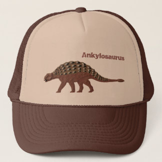 Ankylosaurus Cap