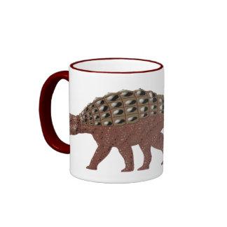Ankylosaurus Dinosaur Mug