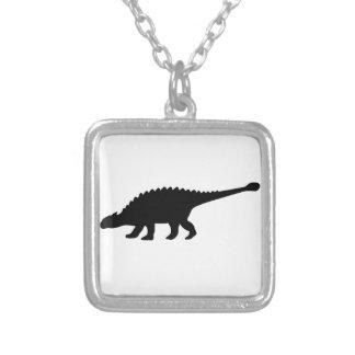 Ankylosaurus Dinosaur Necklaces