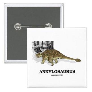 Ankylosaurus (Fused Lizard Dinosaur) Buttons