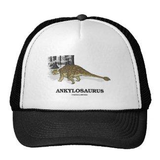 Ankylosaurus (Fused Lizard Dinosaur) Hats