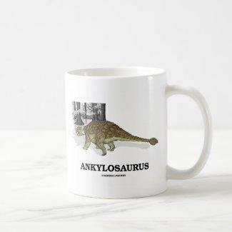 Ankylosaurus (Fused Lizard Dinosaur) Mugs