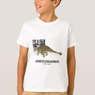 Ankylosaurus (Fused Lizard Dinosaur) T-Shirt