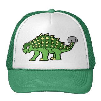 Ankylosaurus Mesh Hat