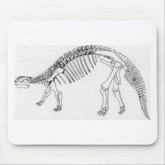 Ankylosaurus Mousepad