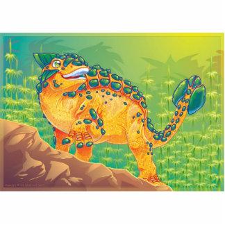 Ankylosaurus Acrylic Cut Out