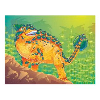 Ankylosaurus Tarjetas Postales