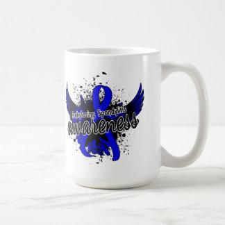 Ankylosing Spondylitis Awareness 16 Classic White Coffee Mug