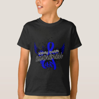 Ankylosing Spondylitis Awareness 16 T-Shirt