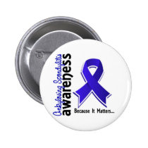 Ankylosing Spondylitis Awareness 5 Button