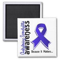 Ankylosing Spondylitis Awareness 5 Magnet