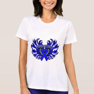 Ankylosing Spondylitis Awareness Heart Wings.png T-shirt