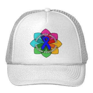 Ankylosing Spondylitis Awareness Matters Petals Hat