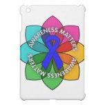 Ankylosing Spondylitis Awareness Mers Petals iPad Mini Cover