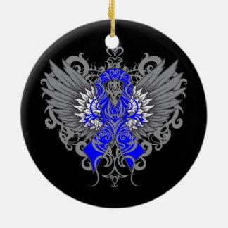 Ankylosing Spondylitis Cool Wings Ornaments