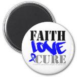 Ankylosing Spondylitis Faith Love Cure Magnet