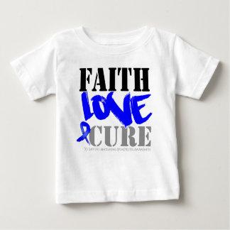 Ankylosing Spondylitis Faith Love Cure Tshirt