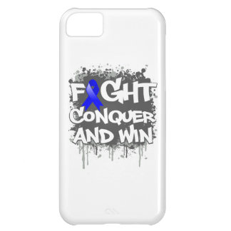 Ankylosing Spondylitis Fight Conquer and Win iPhone 5C Cases