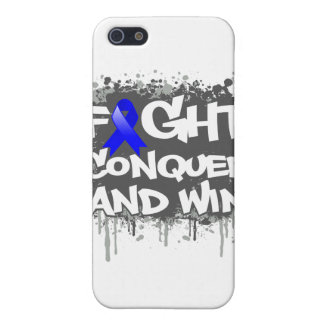Ankylosing Spondylitis Fight Conquer and Win Case For iPhone 5