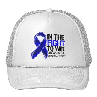 Ankylosing Spondylitis - Fight To Win Hat