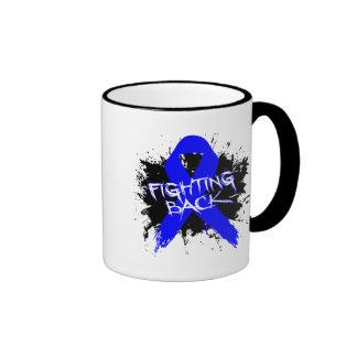 Ankylosing Spondylitis - Fighting Back Ringer Coffee Mug