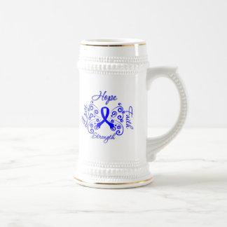 Ankylosing Spondylitis Hope Motto Butterfly Coffee Mugs