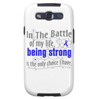 Ankylosing Spondylitis In the Battle Samsung Galaxy SIII Cover