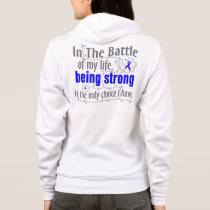 Ankylosing Spondylitis In the Battle Hoodie
