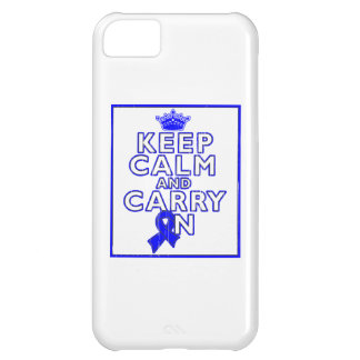 Ankylosing Spondylitis Keep Calm and Carry ON iPhone 5C Covers