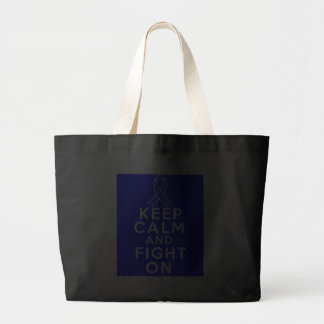 Ankylosing Spondylitis Keep Calm and Fight On Bag