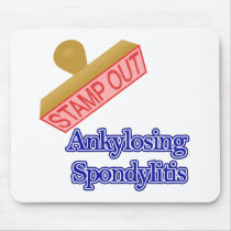 Ankylosing Spondylitis Mouse Pad