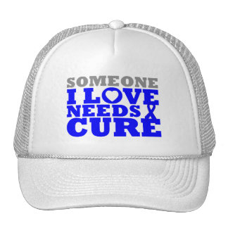 Ankylosing Spondylitis Someone I Love Needs A Cure Trucker Hat