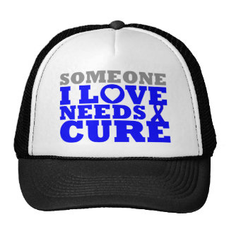 Ankylosing Spondylitis Someone I Love Needs A Cure Hat